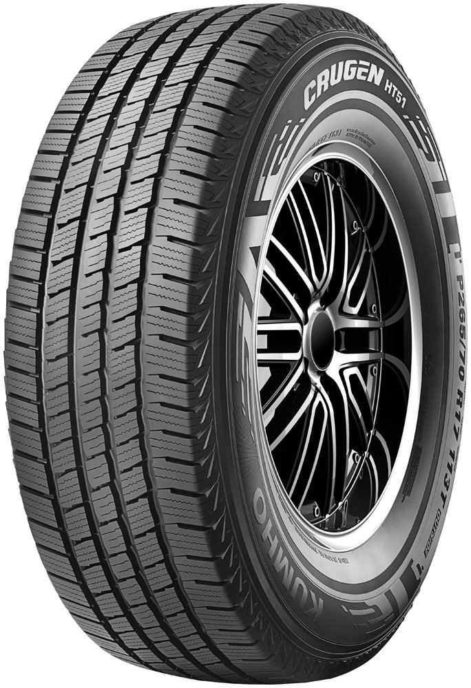 Kumho Crugen HT51 all_ Season Radial Tire-225/70R16 103T