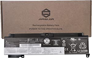 JIAZIJIA 01AV405 Laptop Battery Replacement for Lenovo ThinkPad T460S T470S Series Notebook Internal SB10J79002 01AV406 00HW038 00HW025 00HW024 01AV462 01AV407 01AV408 Black 11.4V 26Wh 2310mAh 3-Cell