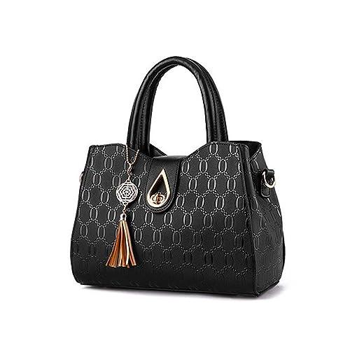 65b363c6c365 KDHJJOLY Practical Women handbags Famous Brand Women Bag tassal Top-Handle  Bags 2016 Fashion Women
