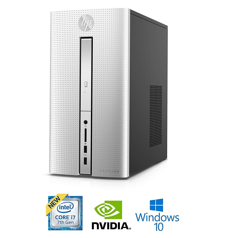 HP NVIDIA B07GJ3SLLS Pavilion 570-p047c Intel Core i7-7700 16GB 2TB HDD 2GB NVIDIA 2GB Win 10 PC [並行輸入品] B07GJ3SLLS, IKSPIARI ONLINE SHOP:0a51641c --- fancycertifieds.xyz