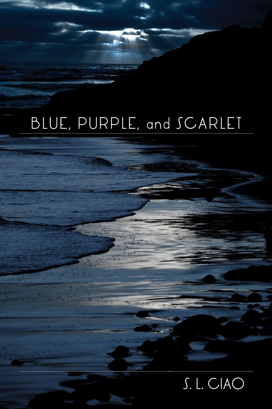 Blue, Purple, and Scarlet ebook