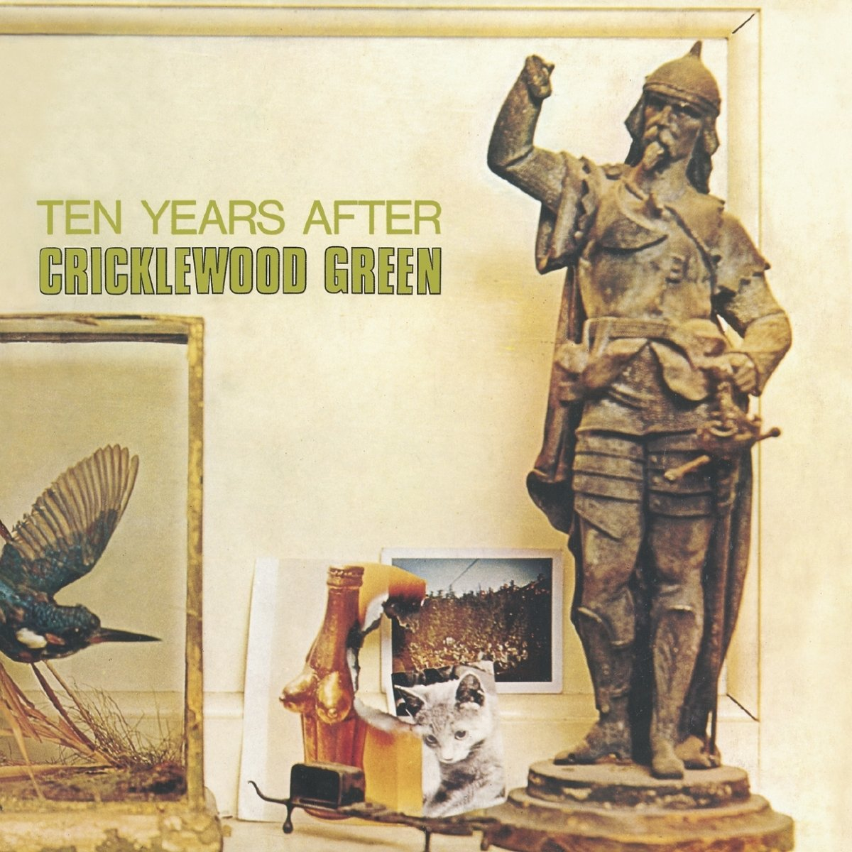 CD : Ten Years After - Cricklewood Green (2017 Remaster) (CD)