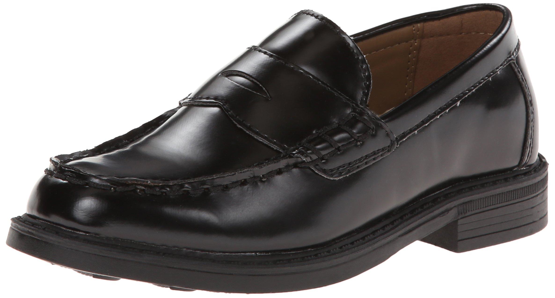 Classroom School Uniform Shoes Ivy Penny Loafer (Little Kid/Big Kid),Black,12 M US Little Kid
