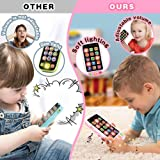Yoophane Baby Phone, Kids Cell Phone with Lights