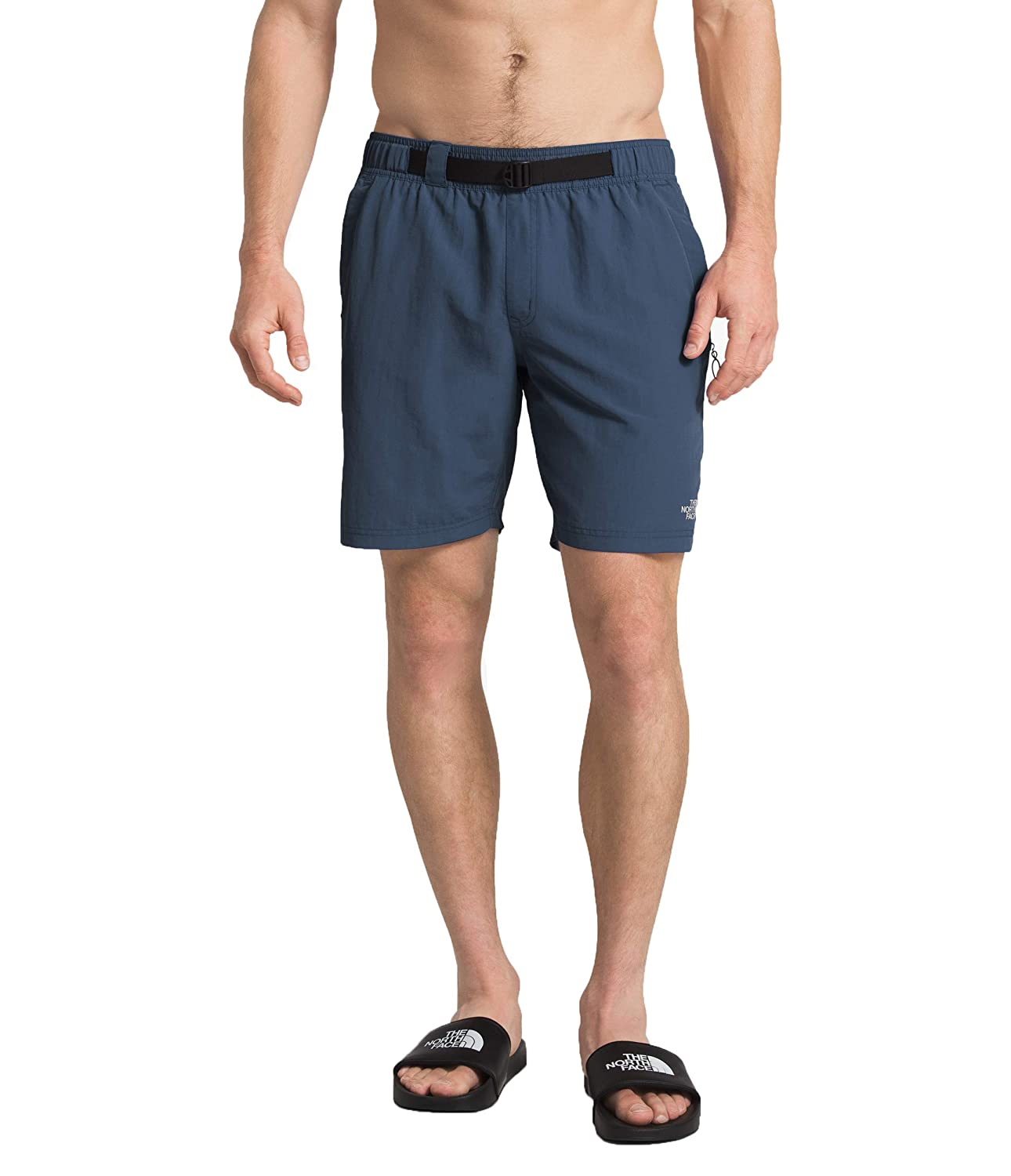 368268fe6 The North Face Men's Class V Belted Trunk, Shady Blue, Size Large/Long