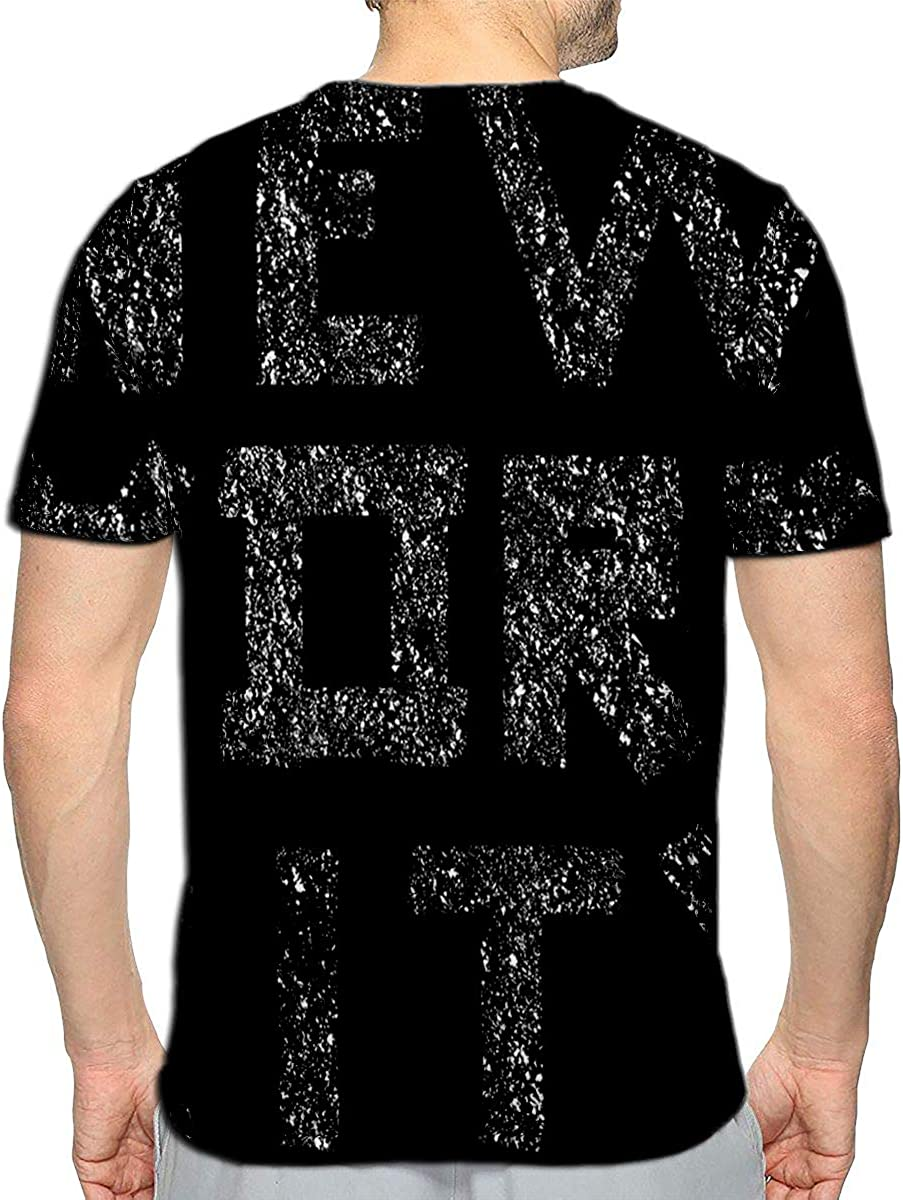 YILINGER 3D Printed T Shirts Abstract Oriental Mandala Frame with Decorative Colored Foil Design Casual Mens Hipster Top Tees