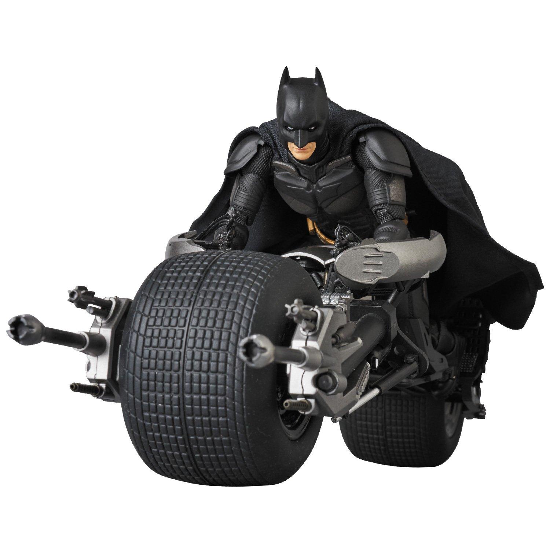 Medicom The Dark Knight Batpod Mafex Vehicle