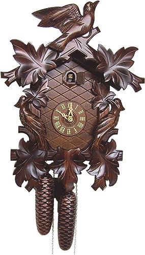 Anton Schneider Cuckoo Clock 8T 112 9