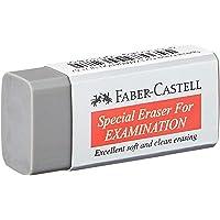 Faber-Castell GW187167 Dustfree Examination Eraser, Grey
