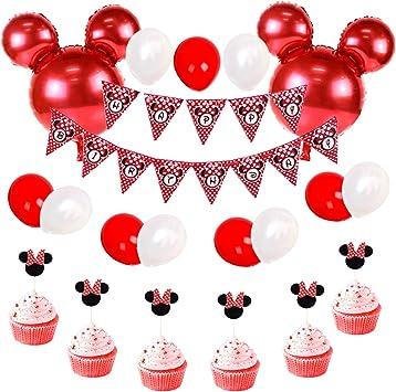 Amazon.com: JOYMEMO Birthday Decorations Set Themed of ...