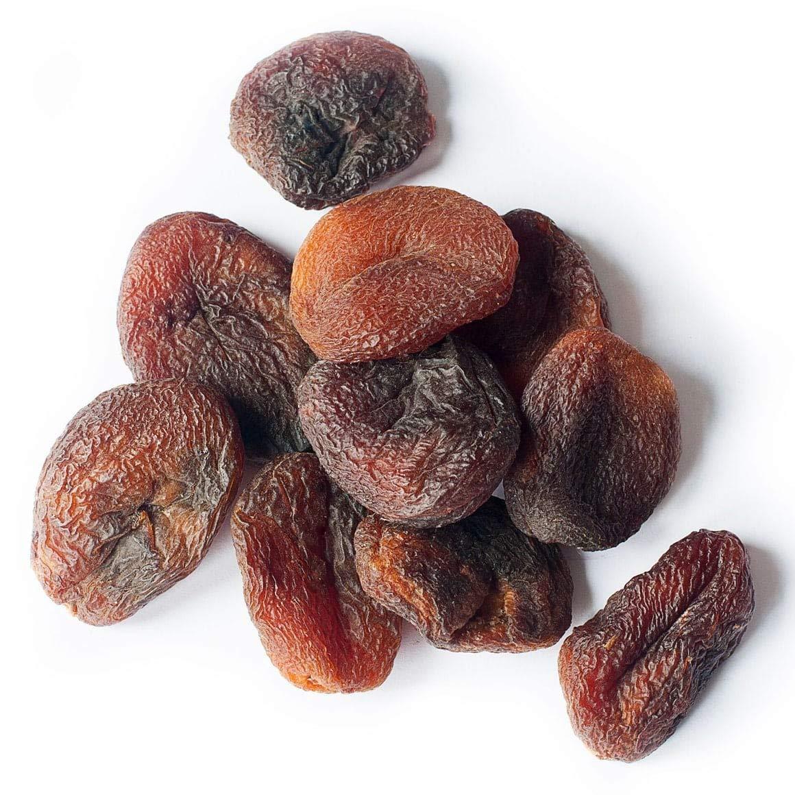 Organic Dried Apricots, 28 Pounds - Non-GMO, Kosher, Unsulfured, Raw, Vegan, Bulk