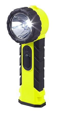Nightsearcher EX270 intrínsecamente seguro linterna LED de ángulo recto linterna ATEX iecex aprobado