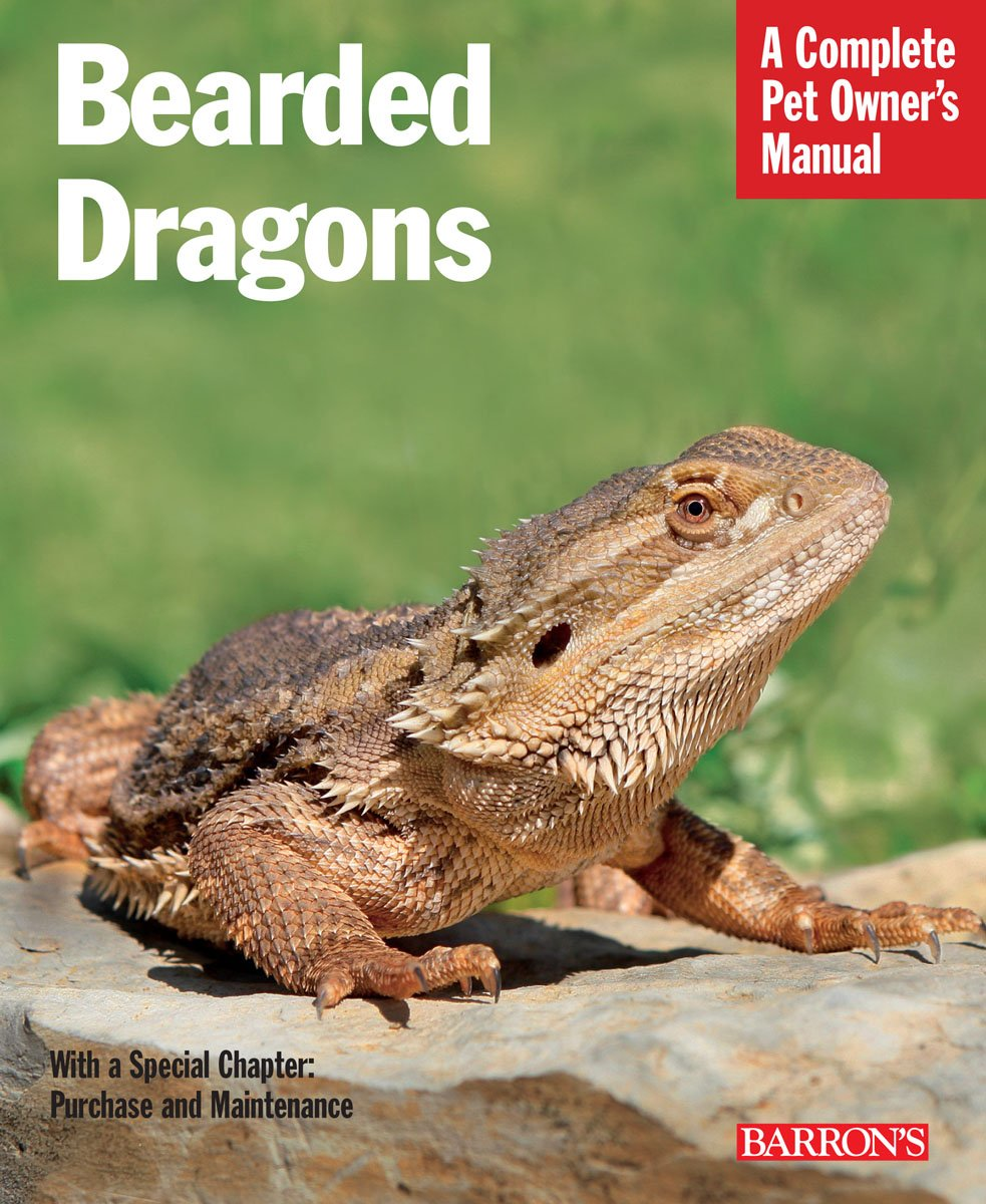 Bearded Dragons (Complete Pet Owner's Manual): Manfred Au: 9780764142864:  Amazon.com: Books