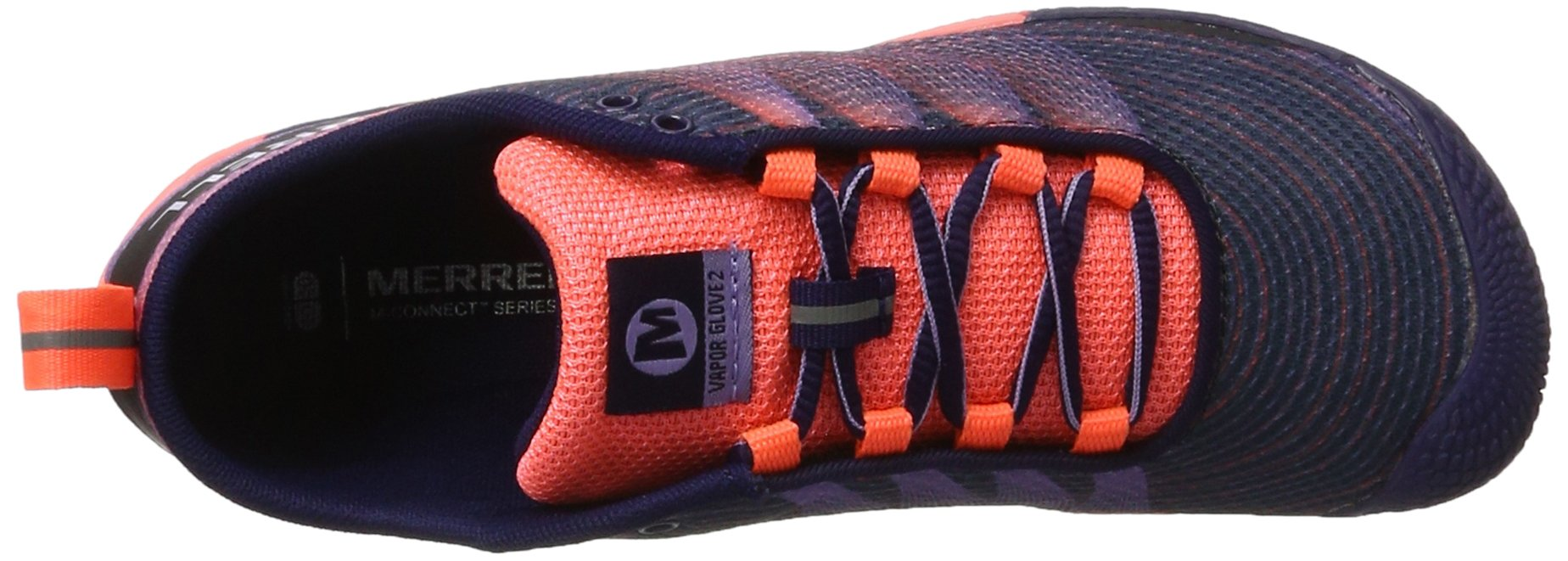 Merrell Women's Vapor Glove 2 Trail Runner, Liberty, 6 M US by Merrell (Image #8)