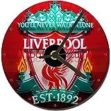 MasTazas Liverpool F.C. CD Clock 12cm