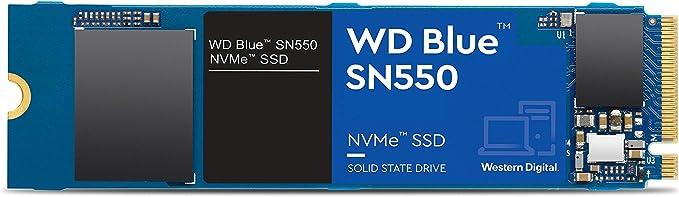 ihocon: Western Digital WD Blue SN550 NVMe Internal SSD, 2TB 內置固態硬碟