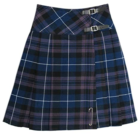 Tartanista - Kilt/falda escocesa larga - 58 cm (23