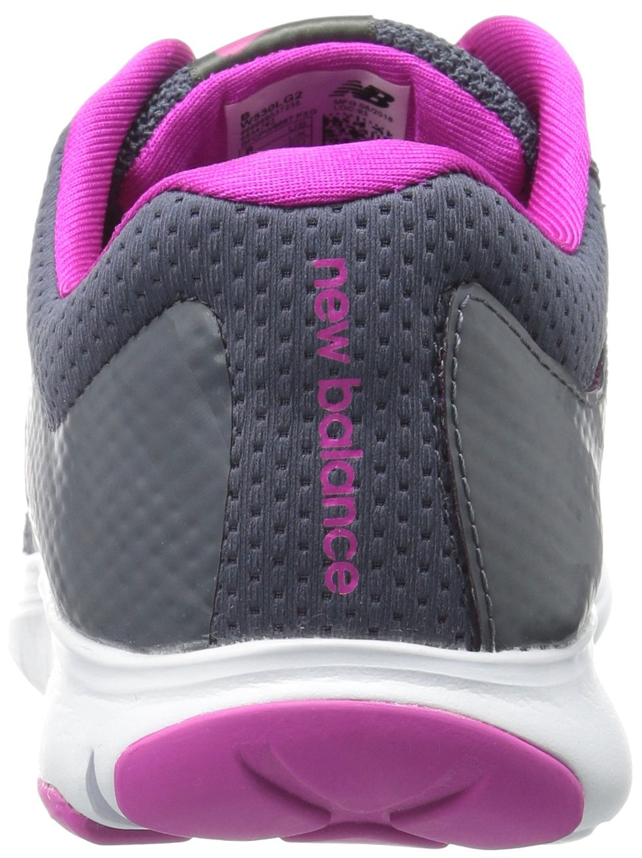 New Balance Running Women's 530v2 Flex Ride Running Balance Shoe B0195IN7AC 12 B(M) US|Grey/Poisonberry 1bbbf0