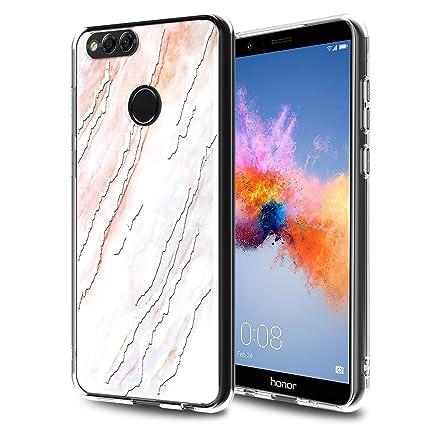 Amazon.com: liwarace Huawei Mate se funda, Huawei Honor 7 x ...