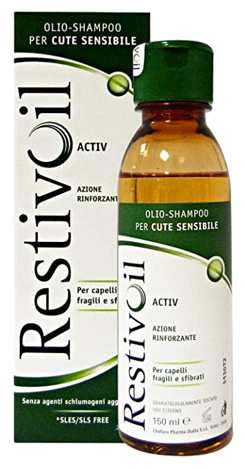 15 opinioni per Shampoo Restivoil 150 Activ Rinforzante