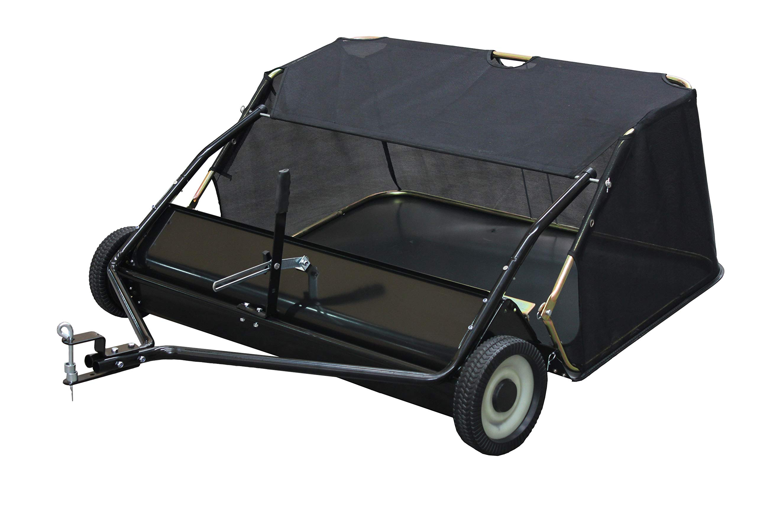 Yard Commander 48'' Tow Behind Lawn Sweeper