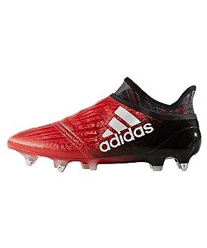 Red Limit Adidas X 16 Lederschuhe veröffentlicht Nur Fussball