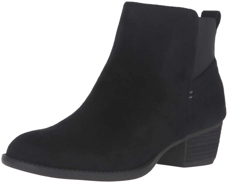 Dr. Scholl's Women's Jorie Boot B01B3RLUCK 7.5 B(M) US Black Microsuede