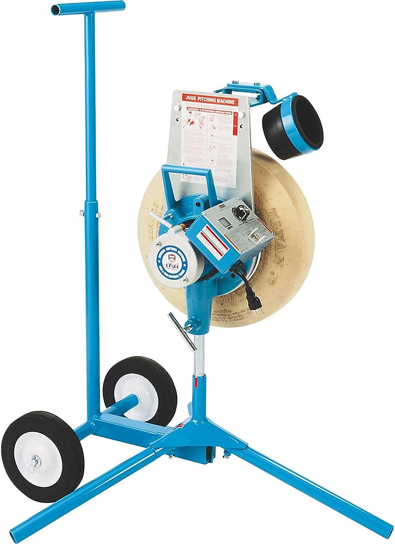 JUGS carafes Softball Montage Machine avec Chariot