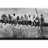 1art1® 331 York Lunchtime Atop A Skyscraper 1932 Poster 91 x 61 cm