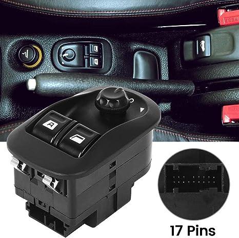 DP1 fits LAND ROVER FREELANDER 47mm BLACK Car Body Door Protector Moulding