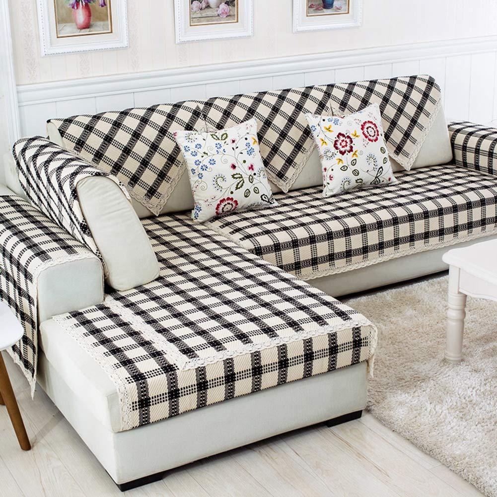 Groovy Amazon Com Gxxd Cotton Lattice Sofa Towel Anti Static Sofa Short Links Chair Design For Home Short Linksinfo