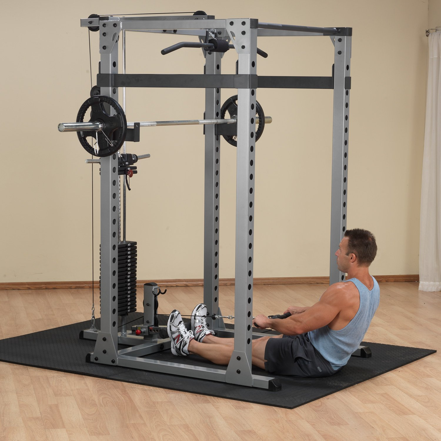Body Solid Lat Attachment for GPR387 by Body-Solid (Image #2)