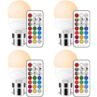 Colour Changing 3W bulb