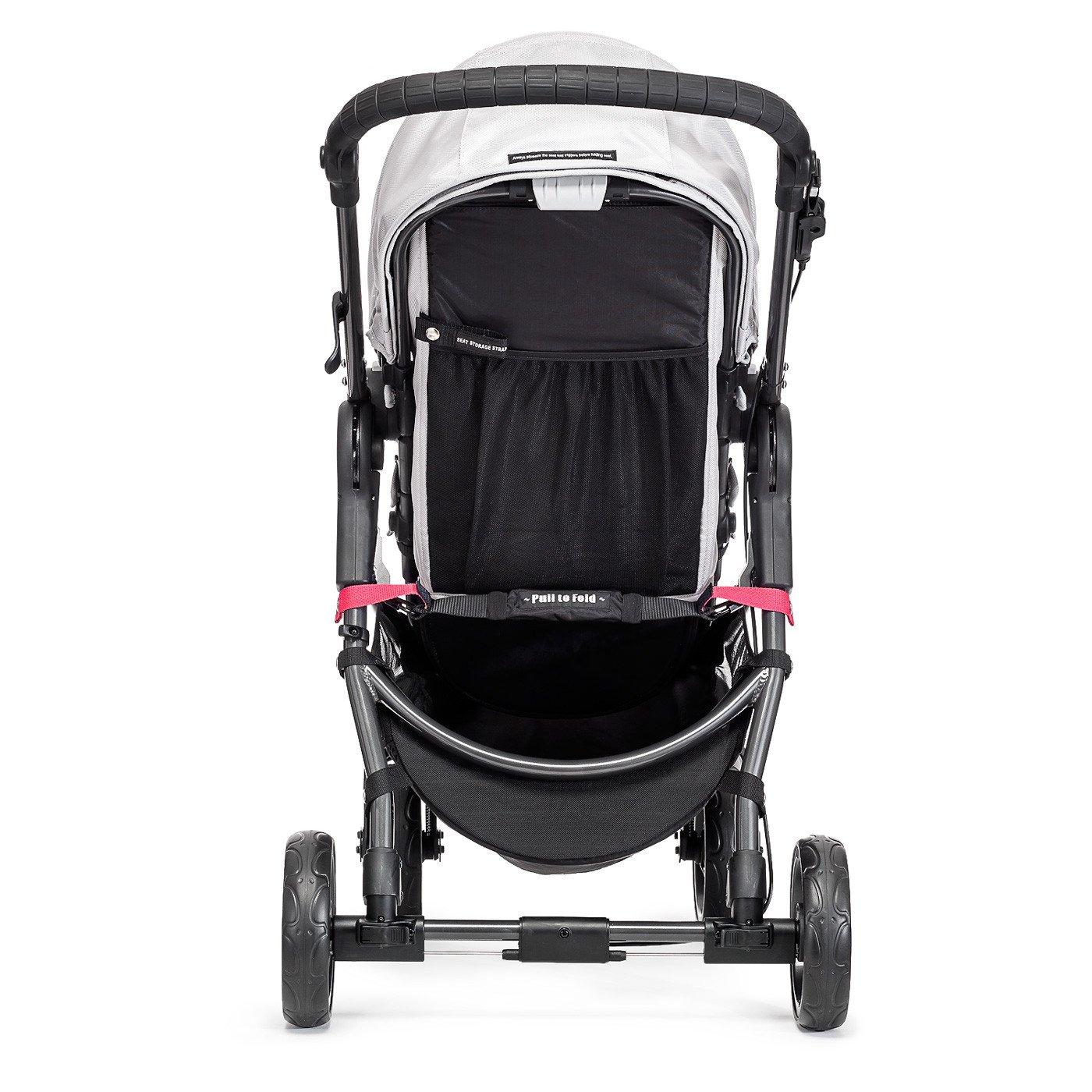 Amazon.com: Baby Jogger – 2013 Ciudad Versa carriola – Plata ...