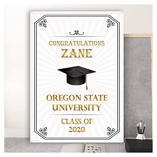 Graduation 2021  University Graduate Table Decoration  Graduation College Party Centerpiece  Class Of 2020