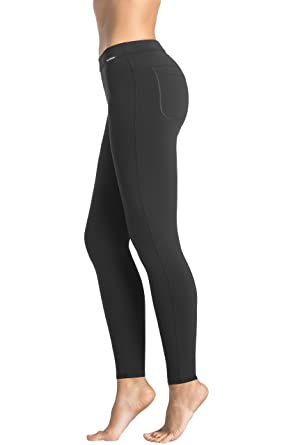 e7b7179e1f92a8 Gwinner Classic Leggings with Back Pockets - X-Large - Black at ...