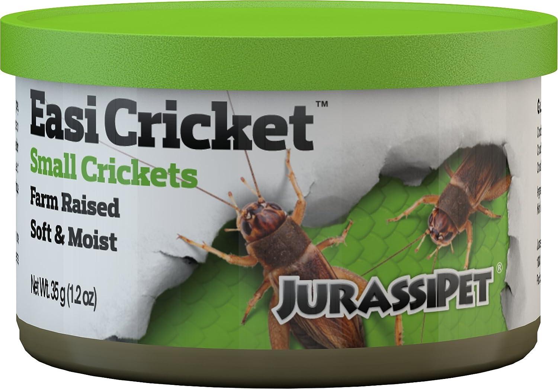 JurassiDiet - EasiCricket: Small, 35 g / 1.2 oz