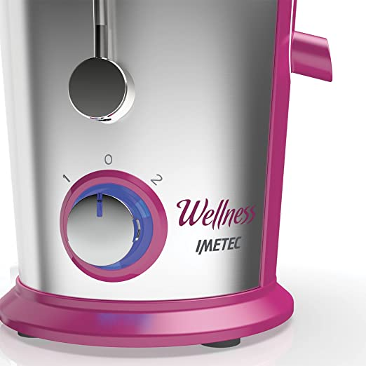 IMETEC Wellness JE Licuadora, 400 W, 1 Liter, 2 Velocidades ...