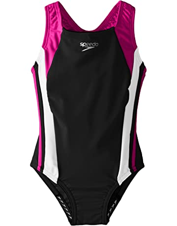 9ebaad120e Amazon.com  Girls - Swimwear  Sports   Outdoors  One-Piece Suits ...