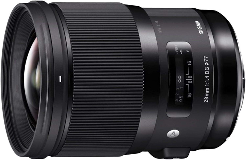 28mm F1.4 DG HSM/Art for Canon Mount