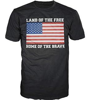 6f4a91a5 5 Star USA America Men's Graphic T-Shirt - American Flag, Patriotic, Vintage