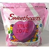 Sweethearts Recloseable Zipper Bag, 16oz Bag