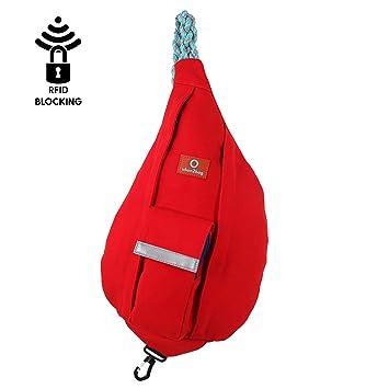 8e3476ab22 ubun2bag Backpack Rope Sling Bag for Crossbody