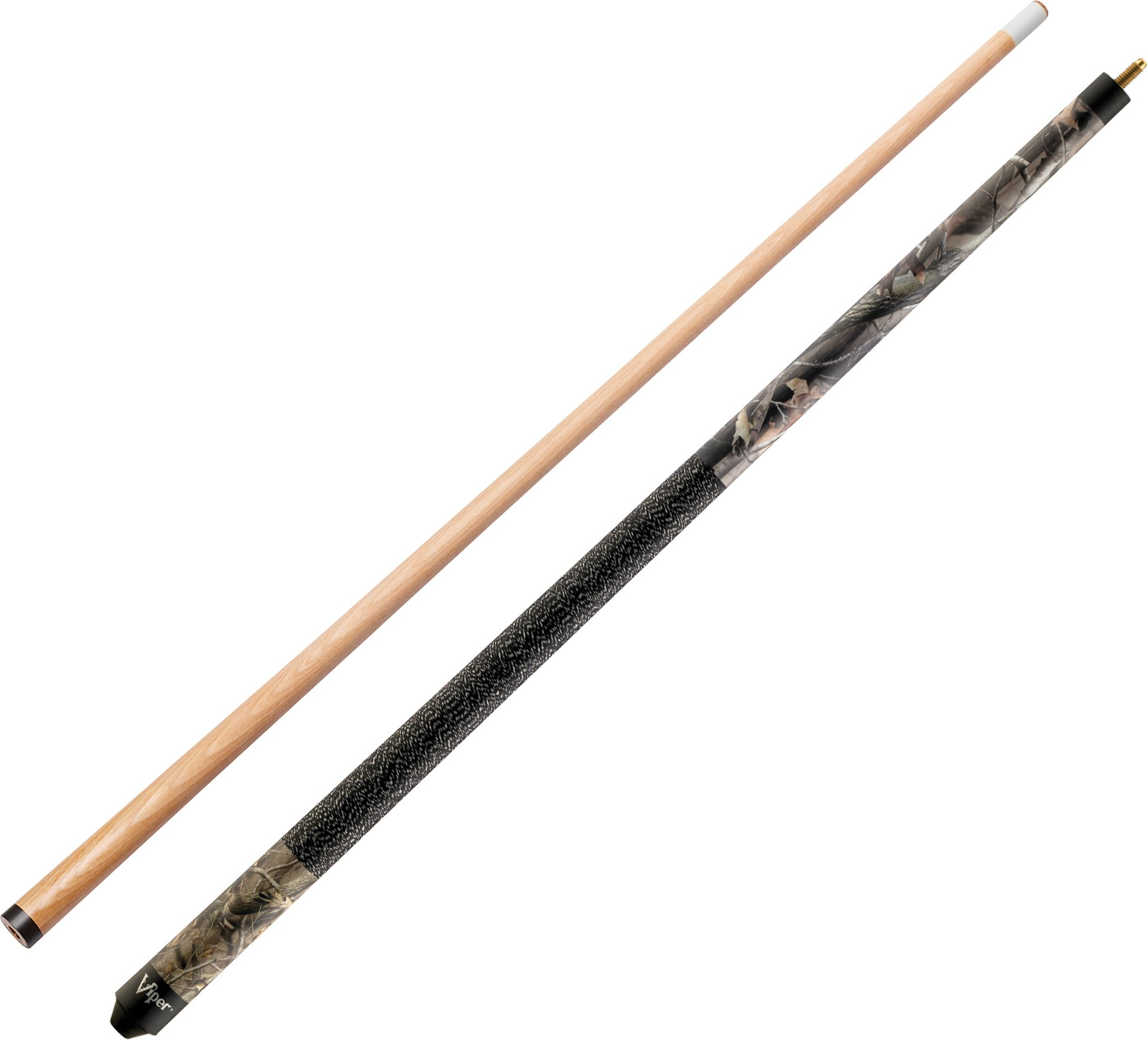 Viper Signature 57'' 2-Piece Billiard/Pool Cue, Realtree Hardwoods HD Camo