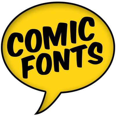 Comic Fonts - Commercial Use Fonts for Mac [Download]