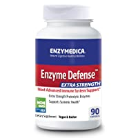 Enzymedica, Enzyme Defense Extra Strength, Advanced Dietary Supplement to Support...