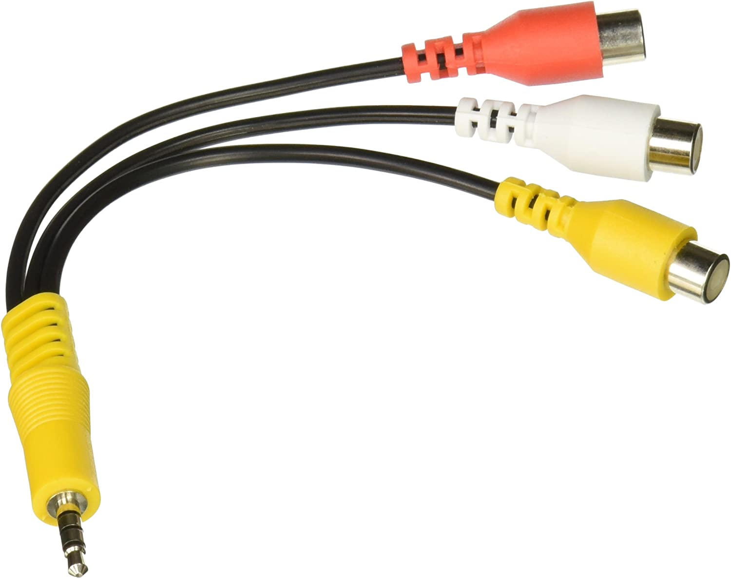highfine Sustitución Adaptador de vídeo AV 3 RCA CBF Cable de señal para Samsung LED TV BN39 – 01154H: Amazon.es: Electrónica
