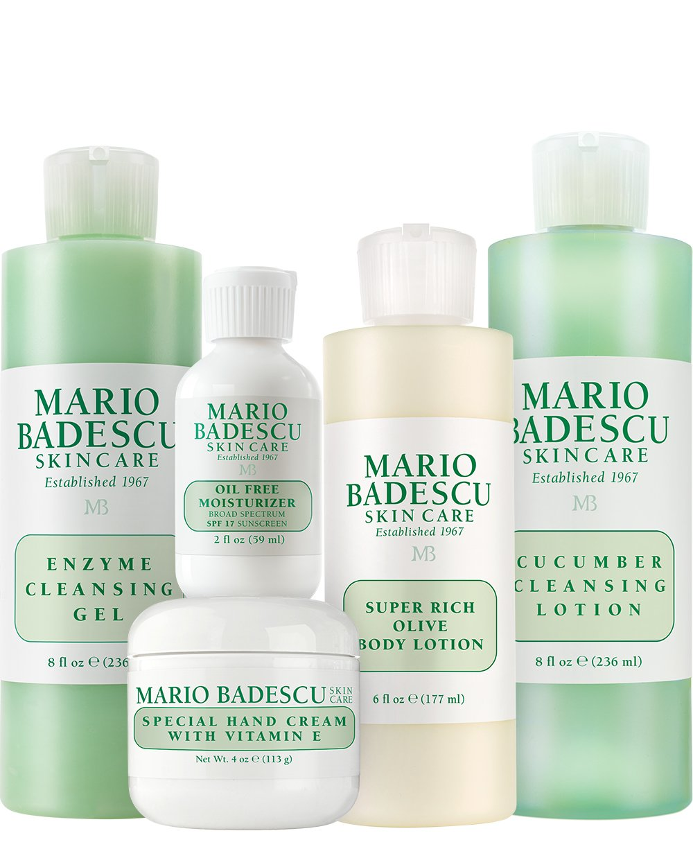 Mario Badescu MB Favorites