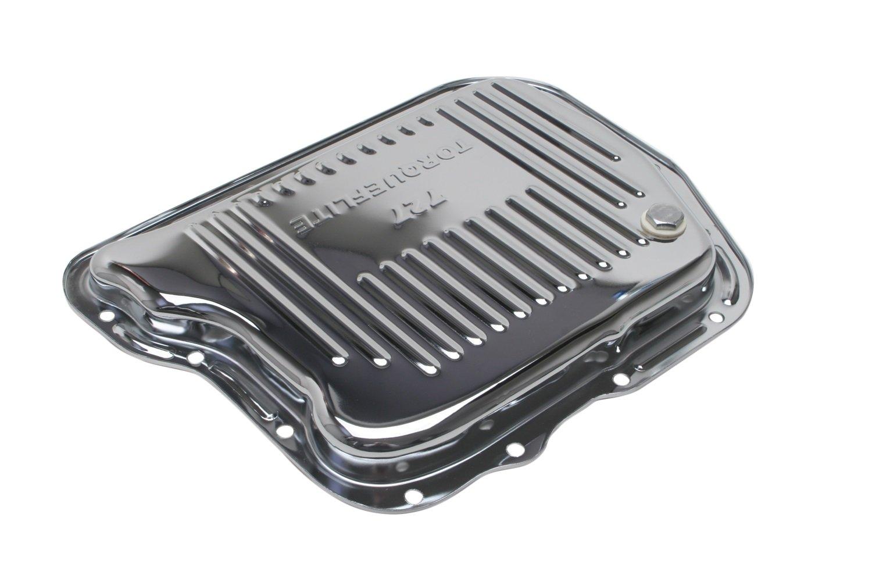 Trans-Dapt 9733 727 Torqueflite Chrome Transmission Pan by Trans-Dapt Performance
