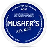 Musher's Secret Dog Paw Wax: All Season Pet Paw Protection Against Heat, Sand, and Snow. Dogs Paw Balm with Beeswax, Great for Cats, Horses, Chickens